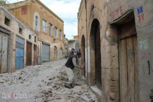 VİDEO HABER: Tarihi çarşı ve sokaklar restore ediliyor