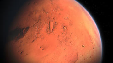 Mars'ta ilk kez deprem tespit edildi