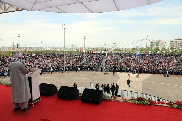 VİDEO HABER: Diyarbakır'da mevlit etkinliği düzenlendi