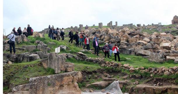 VİDEO HABER: 1800 yıl sonra Diyarbakır'a umut oldu
