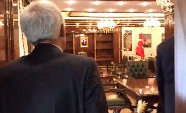 Video Haber: Mızraklı :Halkın parasıyla kendilerine saray yaptırmışlar
