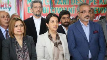 HDP'nin Muş ve Malazgirt'e dair itirazları reddedildi