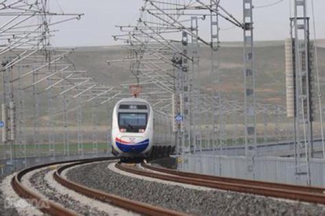 Ninova-Türkiye hattında demiryolu projesi