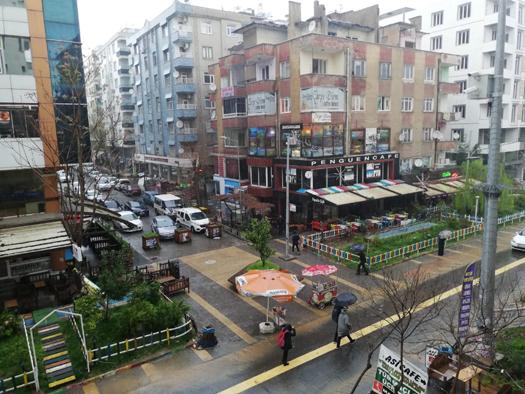 VİDEO HABER: Diyarbakır'da sağanak yağış