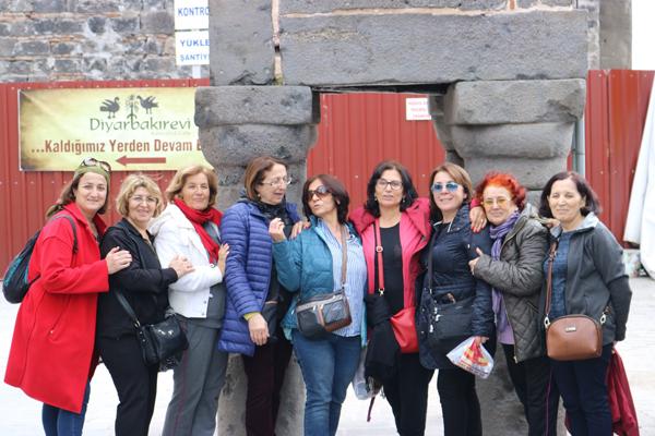 Yerli turistlerin gözdesi: Diyarbakır