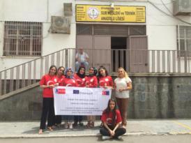 Öğrenciler stajlarını Romanya'da yapacak