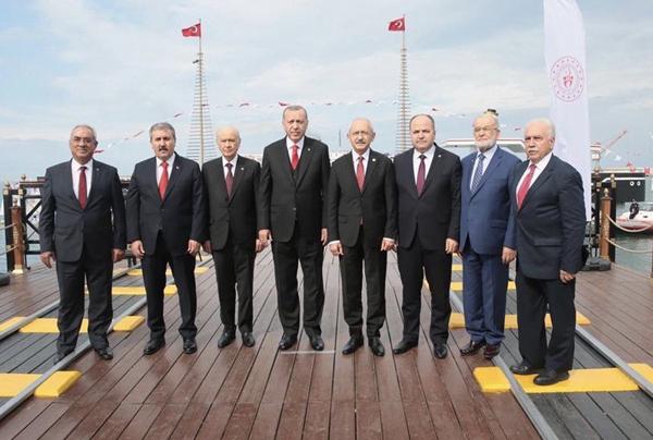 'Aynı gemideyiz' pozu sonrası Kılıçdaroğlu'ndan Buldan'a telefon
