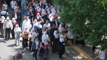 Tutuklu anneleri: Barış istiyoruz