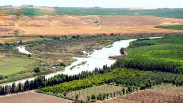 Dicle Nehri'nin 60 kilometresi tehditlere açık