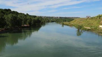Dicle Nehri için antibiyotik uyarısı