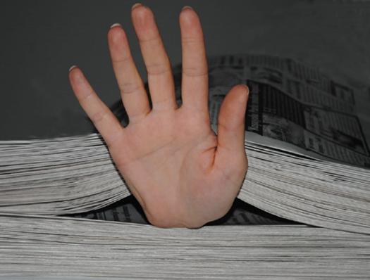Haber metinlerinde görünmeyen kadın imgesi