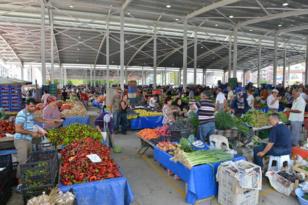 Enflasyon Temmuz'da yüzde 1,36 arttı