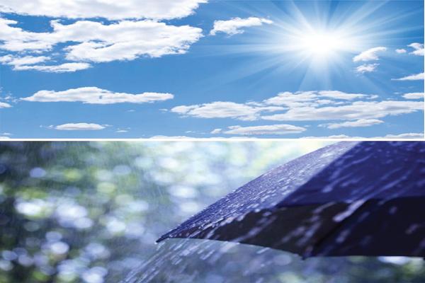 Meteoroloji: Doğu'da sıcaklık, Batı'da yağış bekleniyor