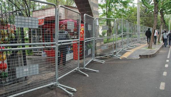 'Koşuyolu Parkı neden kapalı?'
