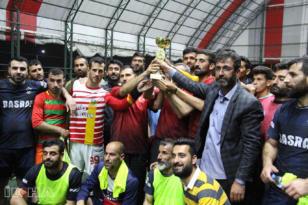 Video Haber: Köyler arası futbol turnuvasının final maçı oynandı
