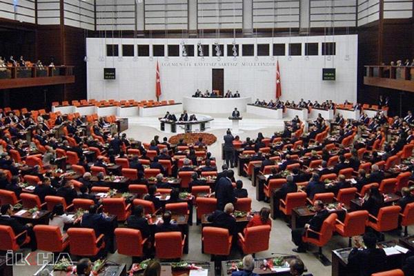 Hazine'den beş partiye 419 milyon TL ödenek