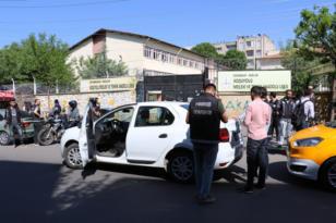 350 polisle narkotik uygulaması