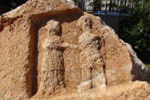 Video Haber: Roma dönemine ait eser bulundu