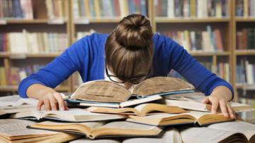 Sınav kaygısına dikkat!