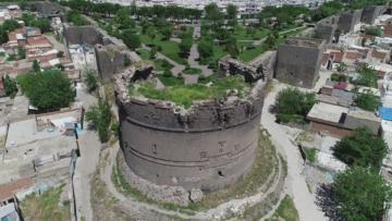 'Diyarbakır Surlarının dünyada benzeri yok'