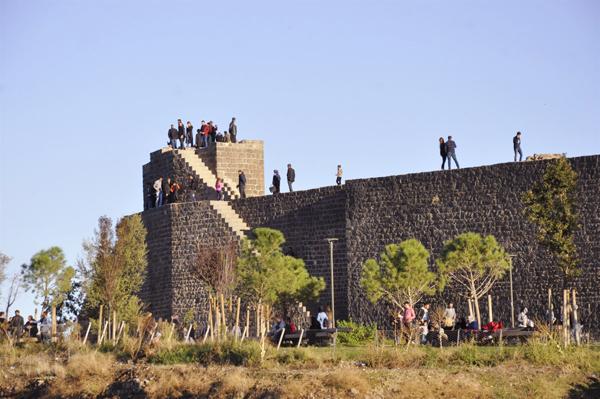 Diyarbakır 3 milyon turist hedefliyor