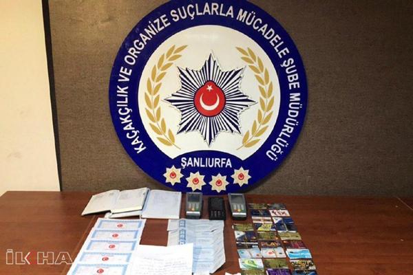 Video Haber: Tefeci operasyonunda 8 tutuklama