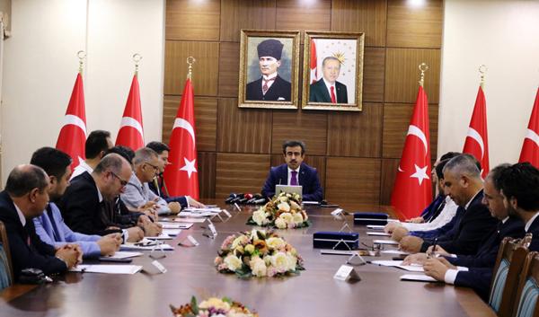 'Diyarbakır'a yılın ilk çeyreğinde 250 bin turist geldi'