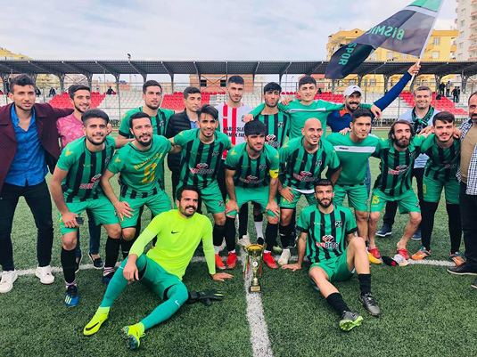 Bismil 21 Spor Bölgesel Amatör Lig'de
