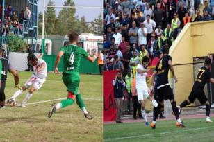 Amedspor ve Diyarbekirspor'un rakipler belli oldu