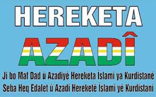 Azadî Hareketi'nde partileşme kararı