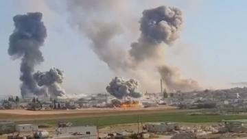 BM: İdlib insani krizin eşiğinde