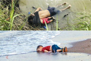 Mültecilerin cansız bedenleri kıyıya vuruyor
