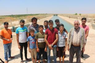 Video Haber: 'Sulama kanallarının üzeri kapatılsın'