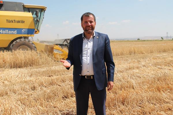 'Tarımsal destek tüm illeri kapsamalı'