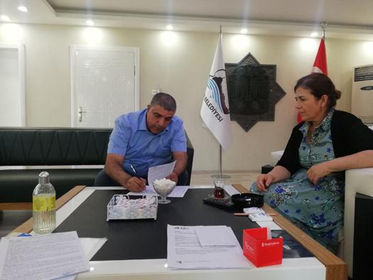 Sur'da asansörlerin periyodik kontrolü için protokolü imzalandı