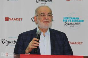 Video Haber: Karamollaoğlu: Barışa katkı sağlayan girişimleri destekliyoruz
