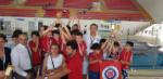 Diyarbakır'da yüzme müsabakaları tamamlandı