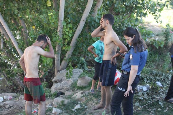Dicle Nehri'nde kaybolan gencin cansız bedenine ulaşıldı
