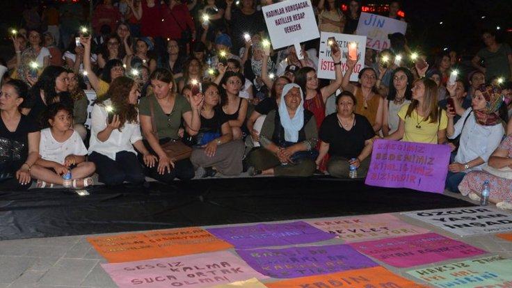 Diyarbakır'da kadınlardan çağrı: Kenti siyah ve mor renklere bürüyelim