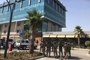 Erbil'de Türkiye konsolosluk çalışanlarının olduğu restorana saldırı