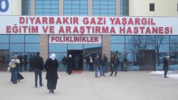 Gazi Yaşargil Hastanesi'ne 'hijyen' cezası