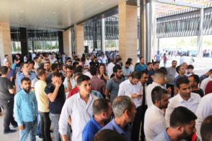 TÜİK açıkladı: İşsiz sayısı 5 milyona yaklaştı