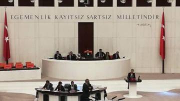 Leyla Güven Meclis'te yemin etti