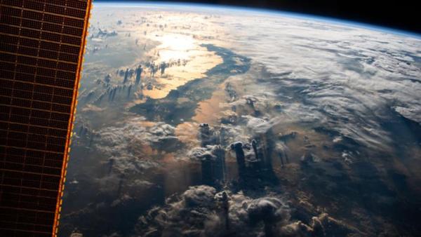 NASA paylaştı: 400 metreden Dünya