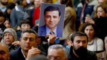 HDP: Demirtaş kararı Türkiye yargısının turnusol kağıdıdır