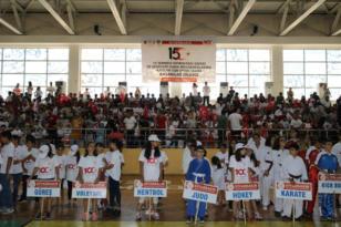 Video Haber: 30 branşta yaz spor kursları açıldı