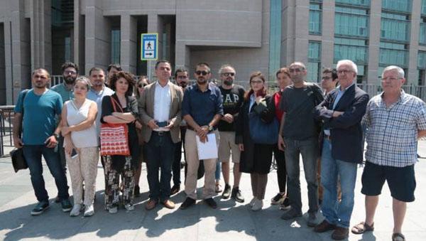 TGS SETA hakkında suç duyurusunda bulundu