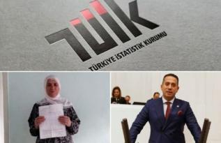 TÜİK'in Türkçe bilmeyen kadına kestiği para cezası meclise taşındı