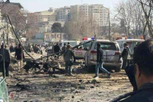 Kabil'de düğün salonuna saldırı: 63 ölü, 182 yaralı