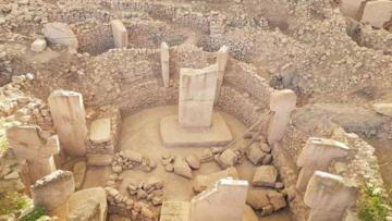 İsrailli arkeologlara göre Göbeklitepe'de gizli geometrik desenler var